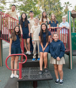 Clairbourn student council