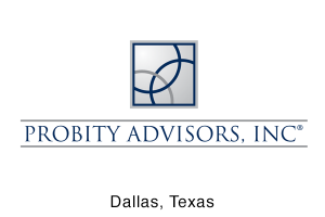 Probity Advisors, Inc.
