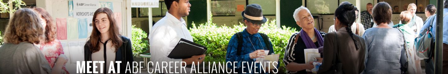 Meet at ABF Career Alliance Events