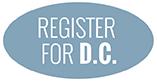Register for D.C.