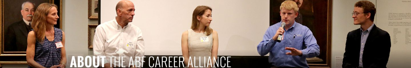 About the ABF Career Alliance