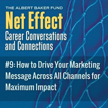 Net Effect #9: Claire Stoddard — How To Drive Your Marketing Message Across All Channels For Maximum Impact