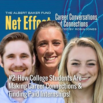 Net Effect #2: Brandon Cox, Mandy Kay Johnson, And Mairi Jo Jones–how College Students Are Making Career Connections & Finding Paid Internships!