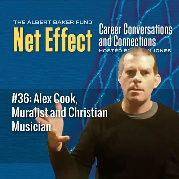 Net Effect #36: Alex Cook, Muralist And Christian Musician