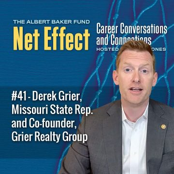 Net Effect #41 – Derek Grier, Missouri State Rep. And Co Founder, Grier Realty Group